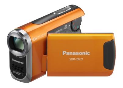 Panasonic SDR-SW21 SD Camcorder