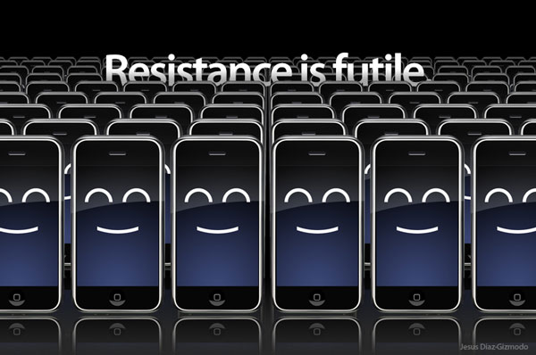 iphone resistance