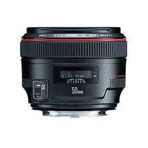 Canon Prime Lens 50mm f1.2L