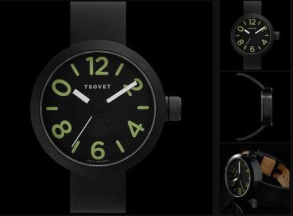 Tsovet CS79 Wristwatch