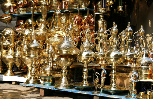 Guide to Shopping in Cairo