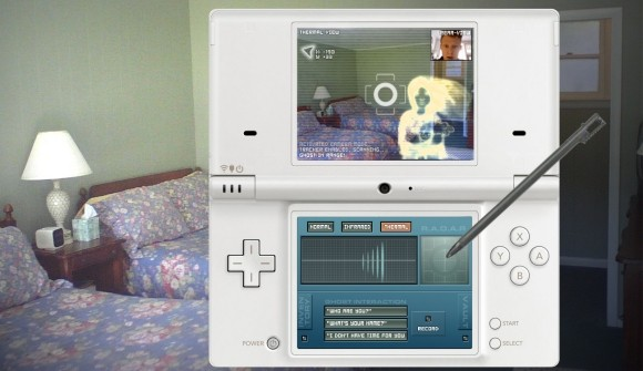 Ghostwire: Link to the Paranormal on Nintendo DSi