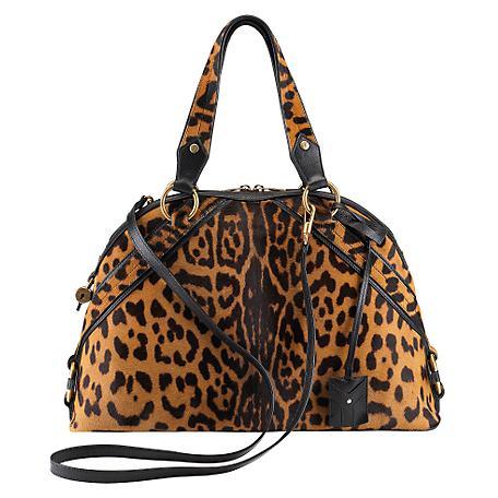 YSL Medium Fauve handbag