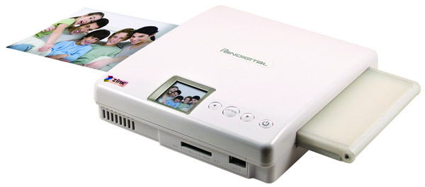 Pandigital Portable Photo Printer