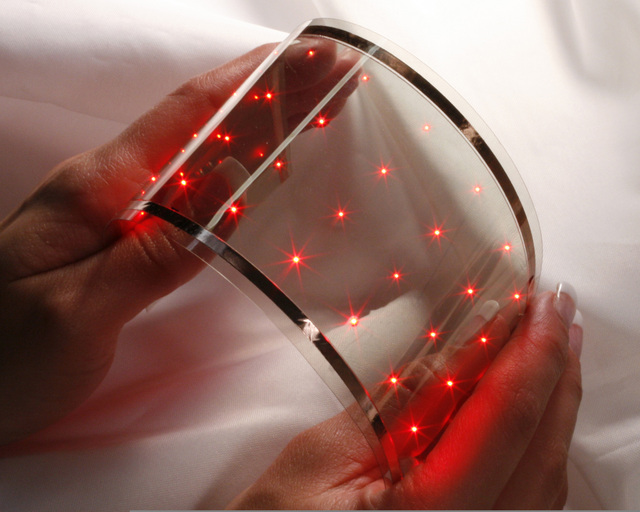 LightForm Flexible LED Film