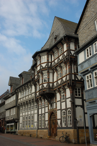 Goslar Germany:  A Sleepy Provincial Town