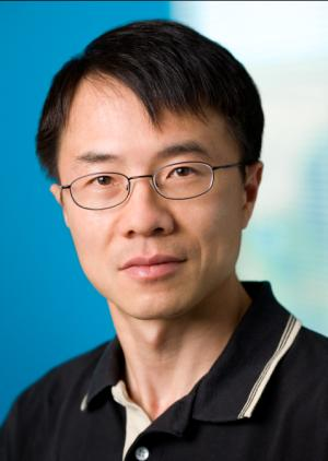 dr. qi lu, microsoft vp for onlince services