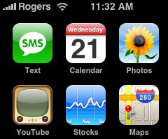 iphone rogers