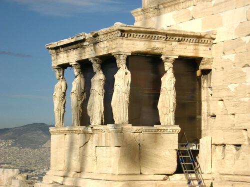 Top 5 Attractions in Athens
