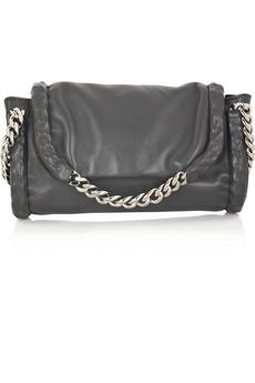 Yves Saint Laurent Nappa Leather Clutch