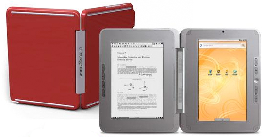 Entourage Edge Dual Screen Ebook Reader