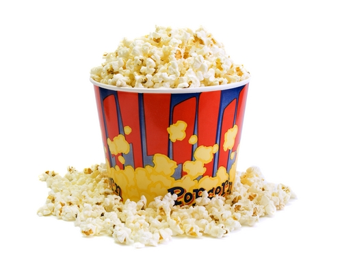 Worst Things to Eat at The Movies