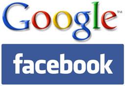 Google Facebook Logo