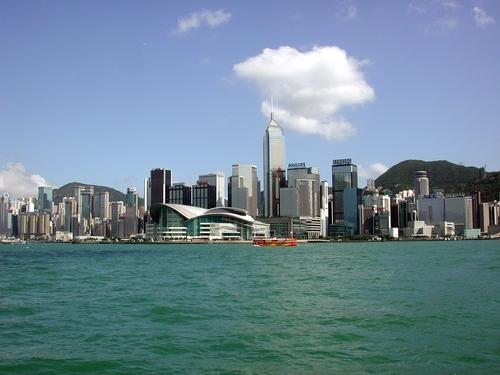 Getting Around Hong Kong