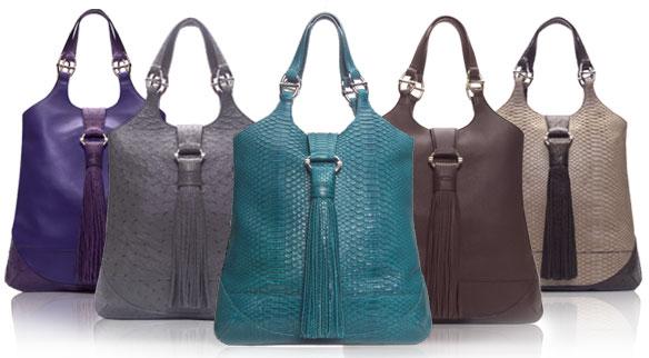 Jennifer Alfano 2009 Handbag Collection: The Getaway Bag