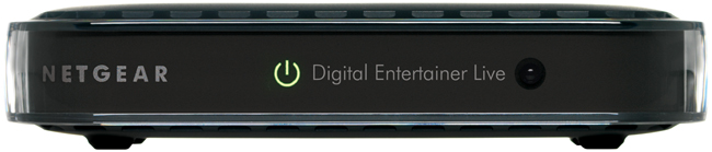 Netgear RVA2000 Digital Entertainer live streaming video player