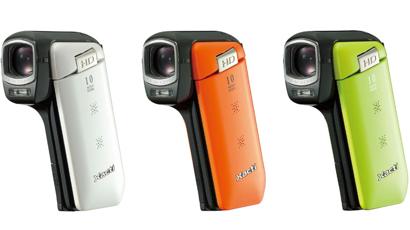 Sanyo Xacti CG11 digital camcorder