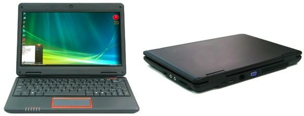 Kinpo N03 Netbook with VIA Nano CPU