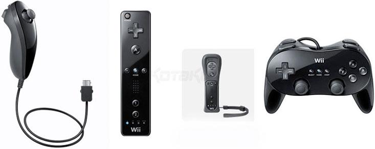 Nintendo Announces Black Wiimote Bundle
