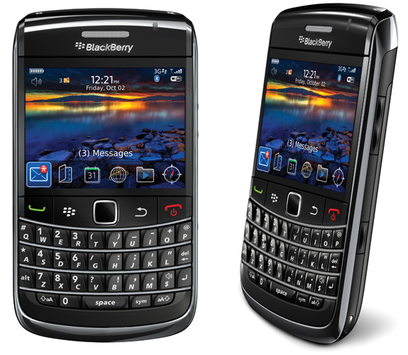 BlackBerry Bold 9700 available on T-Mobile