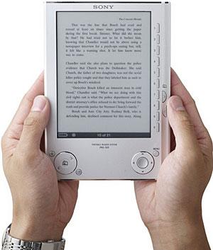 prs-505 ebook reader