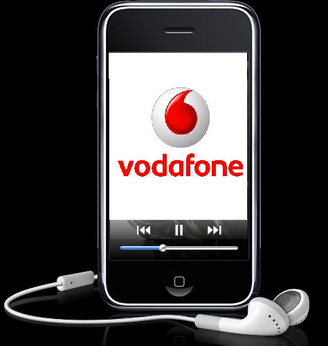 iphone vodafone