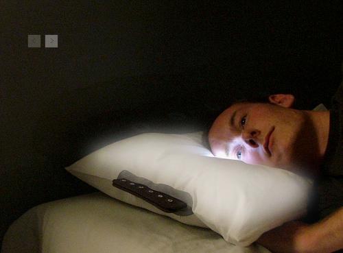 glo-pillow