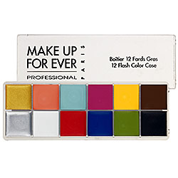 Make Up for Ever Flash Color Palette