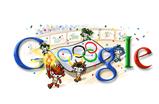 google olympic logo