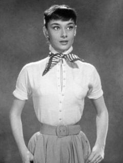Audrey Hepburn: Celebrity Style