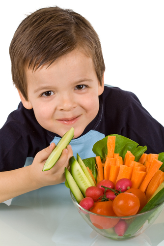 10 Healthy Eating Tips for Parents
