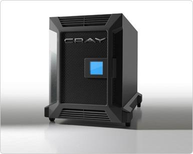 cray cx1 supercomputer