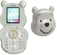 Winnie The Pooh Cell Phone