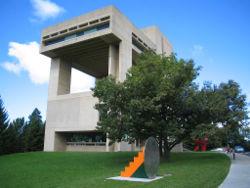 jonhson museum of art