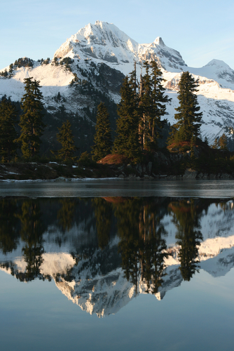British Columbia Outdoors Wilderness Guide