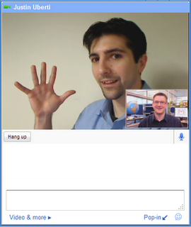 gmail video and voice chat
