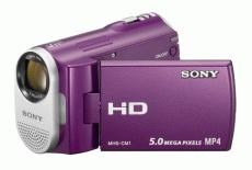 Sony Webbie HD camcorders