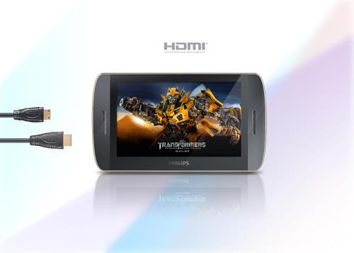 Philips SA075 Portable Media Player