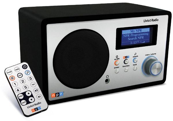 Livio NPR Internet Radio