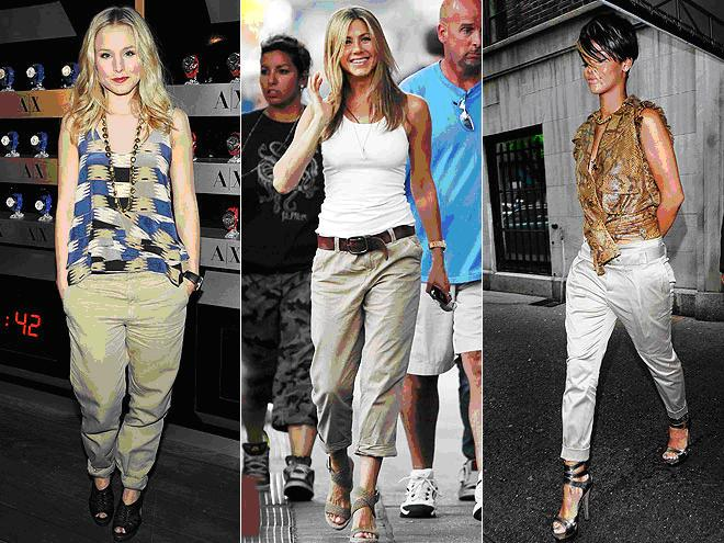 Summer's Hottest Jeans Trends