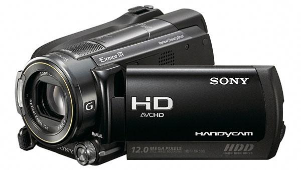 sony hdr-xr500v