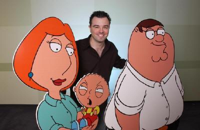 seth macfarlane family guy