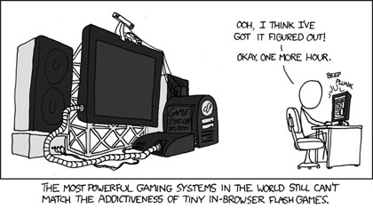 xkcd flash games