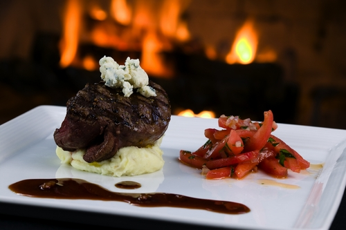 french cuisine filet mignon