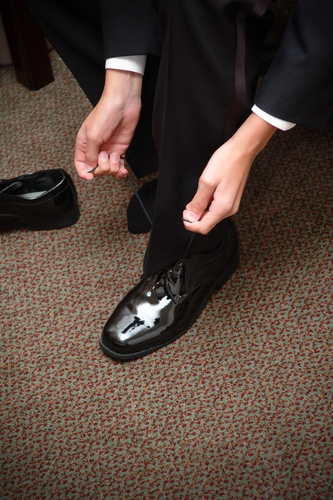 How to Buy Tuxedo Shoes