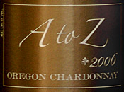 A to Z 2006 Oregon Chardonnay