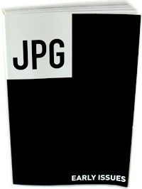 jpgmag early issues