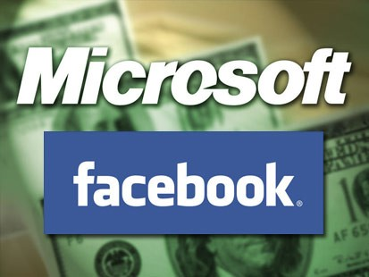 facebook microsoft search deal