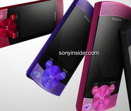 A successor to Sony Walkman S-Series is said to be in the works