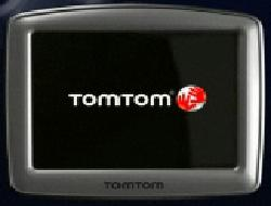 TomTom One 125 GPS Receiver